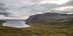 Durch die Westfjorde