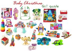Oh So Amelia | UK Parenting Lifestyle Blog: Baby Christmas Gift Guide