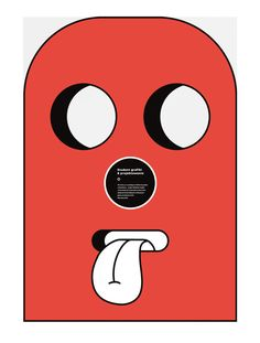 Syfon Studio: I love the quirkiness of this poster utilising it as a character to showcase its information.
