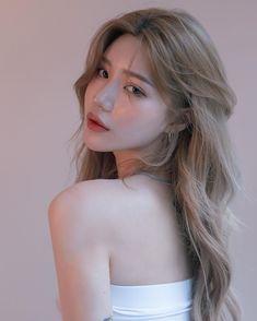 Pelo Ulzzang, Ulzzang Hair, Korean Ulzzang, Korean Hair Color, Hair Korean Style, Japonese Girl, Dye My Hair, Aesthetic Hair, Great Hair