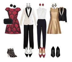 No fail party outfits. Cute except pointy heels are hideous