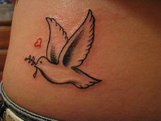 Love this dove ... Def my next tatt!!