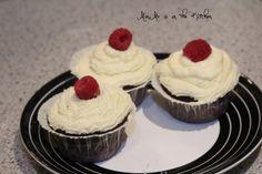Red Velvet Cake Muffins... sehen die nicht hübsch aus?!?