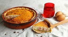 Συνταγή Μασούτης Super Market Quiche Lorraine, Tarts, Breads, Recipes, Gastronomia, Cake Rolls, Pies, Rezepte, Tart