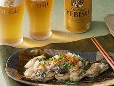 ふっくら蒸し牡蠣の画像