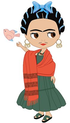 Frida Art, Very Beautiful Woman, Bee Art, Diego Rivera, Mexican Folk Art, Illustration Sketches, Blythe Dolls, Painted Rocks, Art Projects