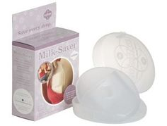 Milkies Milk-Saver - For breast feeding Moms!!! I am using one of these and saving a 4 oz bottle a day! Had no idea I was losing all that milk with the other three. A great way to store up extra without pumping.