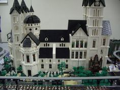 Lego Cathedral