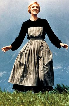 The nun with a switchblade: How Julie Andrews' bleak childhood made her…