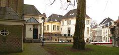 Old city center, Bergen op Zoom, The Netherlands