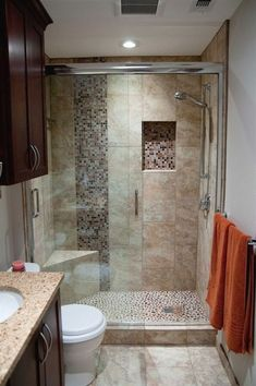 Most old homes are equipped with small bathrooms, which leaves many homeowners wondering how to make the most of the limited space. Although the past thirty years have seen bathrooms,... #BathroomRemodeling