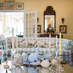 thrilled to be featured on one of my very favorite decorating blogs