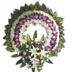 funeral flowers | nh s 545 price $ 67 $ 64 95 funeral Funeral Arrangements, Flower Arrangements, Funeral Memorial, Sympathy Flowers, Funeral Flowers, Hobbies And Crafts, Orchids, Floral Wreath, Wreaths