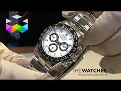 Rolex New Watches at Baselworld 2016 - YouTube