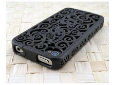 iPhone 4S/4 Victorian Filigree Swirl puzzle style