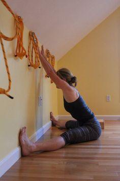 35 best iyengar yoga forward bends images  iyengar yoga
