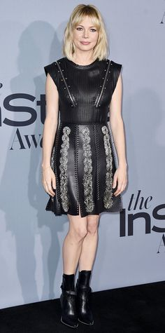 See the Stars on the 2015 InStyle Awards Red Carpet - Michelle Williams - from InStyle.com