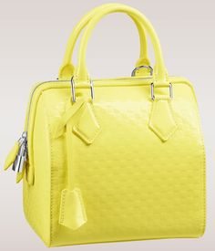 LOVE IT OR LEAVE IT: LOUIS VUITTON SPEEDY CUBE