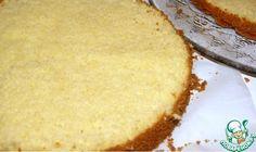 Генуэзский бисквит с белым шоколадом ингредиенты