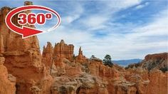 This 360 degree video shows spectacular views of Bryce Canyon National Park in Utah, USA. Get your VR headset and enjoy the hoodoos! Explore beautiful 360 VR videos at http://360traveltube.com Please subscribe to my channel • new 360 degree videos every week. Questions or remarks? Leave a...