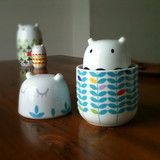 nesting storage jars