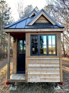 Elm Tiny House Dreams Tumbleweed Tiny Homes
