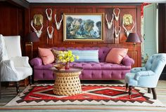 American Country with Attitude: A New Take on Traditional Style
