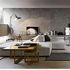 "50 curtidas, 1 comentários - Ab Design Studio (@abdzinestudio) no Instagram: ""Fresh & C o n t e m p o r a r y. #contemporary #modern #moderndesign #minimal #minimalove…"""
