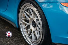 All sizes   Porsche 911 GT3 with HRE Classic 300 in Brushed Dark Clear - Linhbergh Photo (3)   Flickr - Photo Sharing!