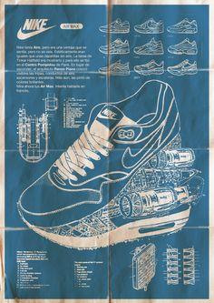 Nike Air Max, se habla francés