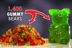 Yes!!! Mega gummy bear!!!