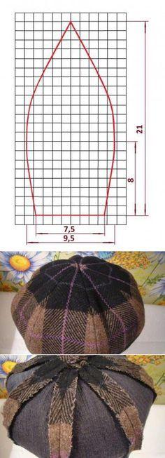 Pageboy cap                                                                                                                                                                                 Más