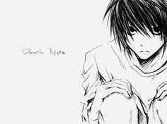 L Lawliet / Ryuzaki Anime: Death Note