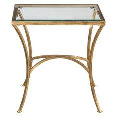Uttermost Alayna End Table - 24641