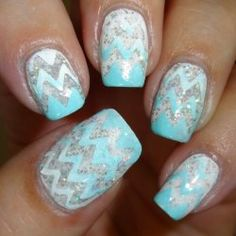 Wendy's Delights: Born Pretty Store Wavy Nail Stickers