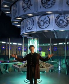The New TARDIS Interior