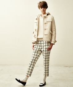 WOMEN WOOL BLENDED DUFFLE COAT | UNIQLO | Clothes - Looking Pile ...