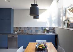 Paul Archer slots new zinc-clad home into a London terrace