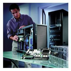 We are Repair or replace any failed or questionable components including CPU's, memory, motherboards, power supplies, video cards, hard drives, etc. http://www.pcclinicofsj.com/