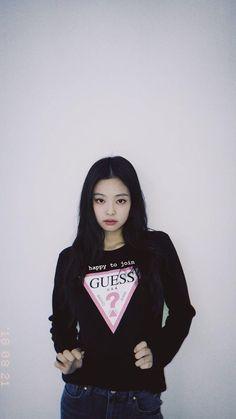 Jennie x Guess