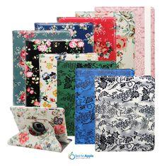 Flower iPad 3&2 Case