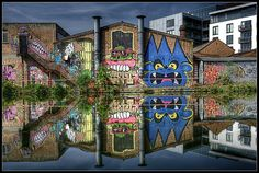 Hackney Wick by Romany WG, via Flickr