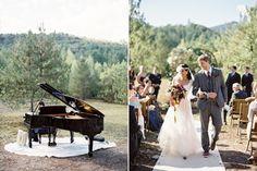 Mariage: Joli mariage rustique bohème