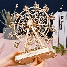 Giant Ferris Wheel | 232 Pieces