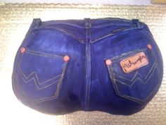 Wrangler Jeans By agarcia2222 on CakeCentral.com