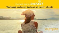 Mariano Mangano Business Partner Fastweb: Fastweb minuti e giga in 4G gratis tutta l'estate