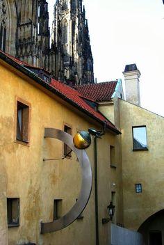 My Travel journal: Prague Castle, Golden lane