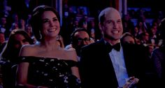 a lovely little family. Duchess Kate, Duke And Duchess, Duchess Of Cambridge, Prince William And Kate, William Kate, Princess Mary, Princess Of Wales, Royal Albert Hall, Kate Middleton Style