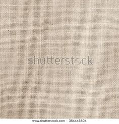 Sackcloth woven texture pattern background in light sepia tan beige cream brown color tone: Eco friendly raw organic flax sack cloth fabric textile: Bag rope thread detailed textured burlap canvas