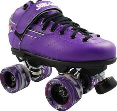 Sure Grip Rebel Purple Leather Boots with Purple & White Swirl Twister Wheels Roller Derby Mens Boys Ladies Womens Girls Kids Speed Skates by Sure-Grip, http://www.amazon.com/dp/B006WAGEW0/ref=cm_sw_r_pi_dp_tciHpb1RHSGJE